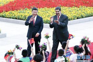 Được vay tiền, Venezuela trả ơn cho Trung Quốc khai thác thêm dầu
