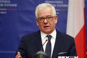 Ba Lan bác bỏ chỉ trích của EU về cải cách tòa án tối cao