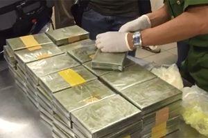 Malaysia thu giữ lượng ma túy lớn kỷ lục tại nhà máy chế biến trong một khu công nghiệp