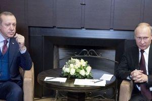 Bế tắc ở Idlib, lãnh đạo Nga-Thổ gặp nhau ở Sochi tìm lời giải