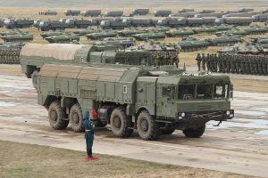 Kinh người trước bão táp hỏa lực pháo binh – tên lửa Nga tập trận chiến lược lớn nhất lịch sử