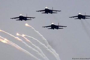 Nga khai hỏa phóng 'tên lửa tàng hình' vượt trội trong cuộc tập trận lịch sử