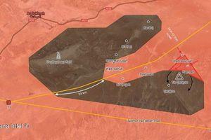 Quân đội Syria ác chiến IS tử thủ trên sa mạc tỉnh Homs – Deir Ezzor