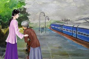Truyện ngắn: Suốt đời bên mẹ