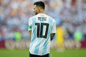 Tuyển Argentina vẫn chờ Messi