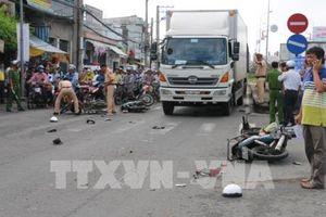 Vụ xe tải gây tai nạn liên hoàn ở An Giang: Sức khỏe nạn nhân đã ổn định