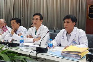 Bệnh viện Chợ Rẫy khẳng định đã 'làm hết sức' để cứu bệnh nhân bị viêm tụy cấp