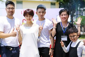 Trước ồn ào chuyện tình yêu Kiều Minh Tuấn - An Nguy, ekip làm phim 'Chú ơi đừng lấy mẹ con' nói gì?