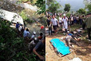 Tai nạn thảm khốc ở Lai Châu 11 người chết, 4 người bị thương