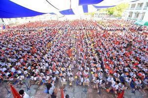 Ngôi trường đông 'kỷ lục' có hơn 1.000 học sinh lớp 1 ở Hà Nội quyết định học 1 buổi/ngày