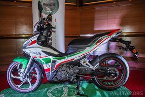 Benelli RFS150i thêm bản giới hạn, cạnh tranh Yamaha Exciter mới