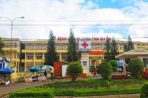 Đình chỉ phẫu thuật 3 tháng Trưởng khoa sản Bệnh viện đa khoa Gia Lai