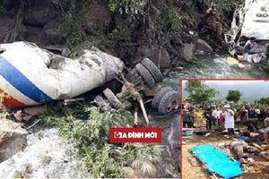 Tai nạn thảm khốc ở Lai Châu: Xe bồn mất phanh chạy với tốc độ 109km/h