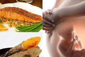 Những món ăn ngon cho bà bầu 3 tháng cuối để thai nhi tăng cân 'thần tốc'