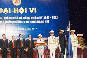 Hội Doanh nhân Trẻ Đà Nẵng đón nhận Huân chương Lao động hạng Nhì