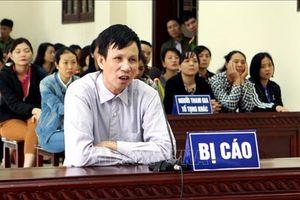 Tuyên phạt Nguyễn Văn Túc 13 năm tù giam về tội 'Hoạt động nhằm lật đổ chính quyền nhân dân'