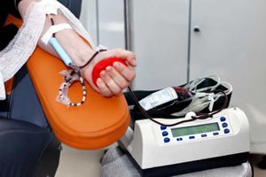 Lợi ích của việc hiến máu thường xuyên