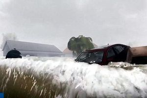 Ít nhất 4 người thiệt mạng do bão Florence ở Mỹ