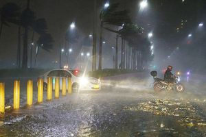 Philippines 'gồng mình' đón siêu bão Mangkhut