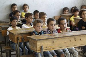 Syria: Mảnh đất của những đứa trẻ bị lãng quên