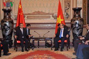 Bí thư Thành ủy TP. Hồ Chí Minh tiếp Bộ trưởng Bộ Ngoại giao Trung Quốc