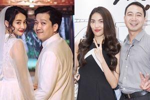 Nửa cuối năm 2018, showbiz Việt rộn ràng với lễ cưới của loạt sao nữ xinh đẹp