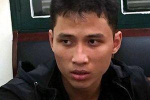 Chuẩn bị đưa gã trai 'lơ' sát hại bạn tình sau khi 'quan hệ' ở Hà Nội ra xét xử