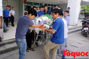 Vụ tai nạn thảm khốc Lai Châu: 3 nạn nhân được đưa về cấp cứu tại bệnh viện Việt Đức