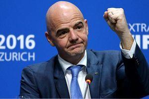 Chủ tịch FIFA gửi lời cảm ơn Hà Nội FC