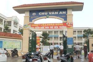 Trường tiểu học đông học sinh lớp 1 nhất Hà Nội sẽ học một buổi mỗi ngày từ 17/9