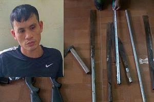 Làm rõ tội trạng của 18 dân 'anh chị' xứ Thanh chuyên đòi bảo kê, gây rối