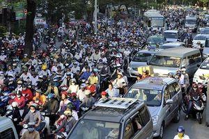 Sở Giao thông Hà Nội nói về đề xuất thu phí phương tiện giảm ùn tắc giao thông