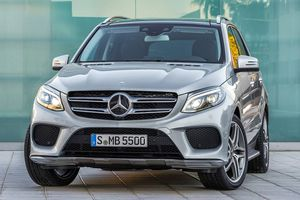 Mercedes-Benz GLE 2020 có gì khác bản tiền nhiệm?