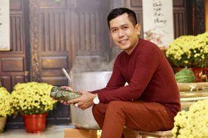 Ca sĩ Nguyễn Linh đắm đuối dòng nhạc quê hương