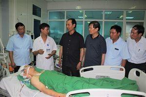 Điều chuyển 3 bệnh nhân vụ tai nạn ở Lai Châu về BV Việt Đức điều trị
