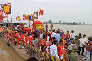 Hội đền Độc Bộ - lễ hội mùa thu lớn nhất Châu thổ Bắc Bộ