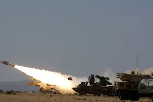 Buk-M2 Syria lột xác đánh chặn loạt tên lửa Israel