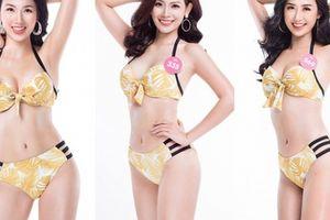 7 nữ sinh Ngoại thương tại Hoa hậu Việt Nam 2018