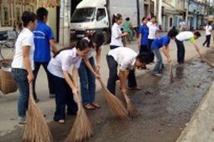 Đẩy mạnh xử lý rác thải nông thôn