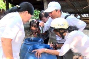 Phòng, chống sốt xuất huyết ở Khánh Hòa chưa hiệu quả