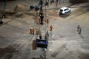 Dọn hầm tàu cập cảng Quy Nhơn chở hàng, 2 công nhân tử vong