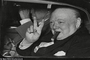 Bí mật những điếu xì gà kỳ lạ của Thủ tướng Anh Winston Churchill