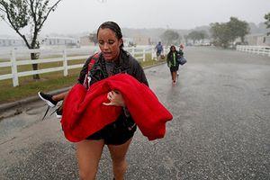 8 người thiệt mạng do bão Florence hoành hành tại Mỹ