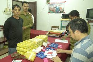 Chặt đứt đường dây mua bán, vận chuyển ma túy xuyên biên giới