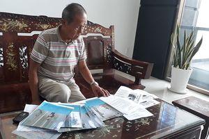 Cụ ông xin từ con vì liên tiếp bị khủng bố buộc trả nợ thay