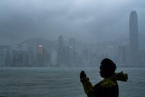 Siêu bão Mangkhut sẽ quét qua hai nhà máy điện hạt nhân Trung Quốc