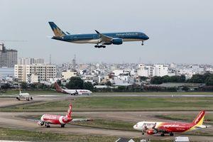 Hủy nhiều chuyến bay do siêu bão Mangkhut