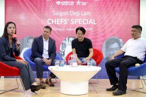Những đầu bếp gốc Việt rạng danh