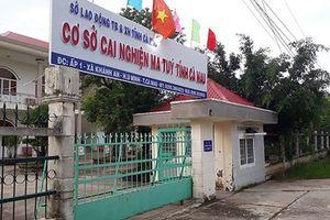 7 học viên cai nghiện vẫn đang trốn trại ở Cà Mau