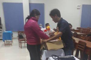Vụ song thai ở Vĩnh Long chết lưu: Người nhà thai phụ lên tiếng